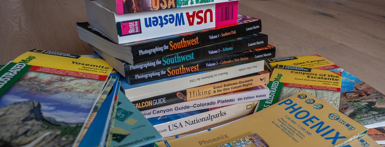 Reiseführer USA – die besten Bücher für Westküste und Südwesten