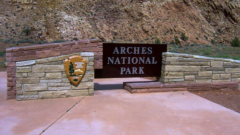 Hier geht´s zum Arches National Park