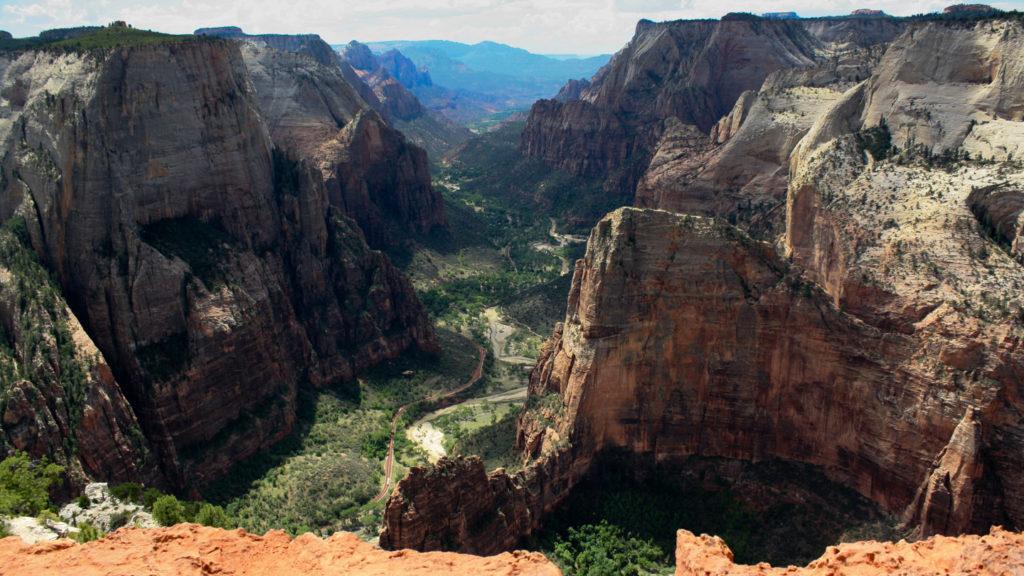 Observation Point im Zion National Park