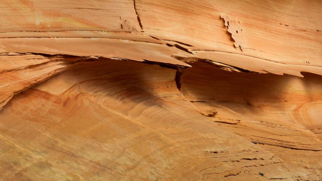Fragile Strukturen rechtfertigen eine Begrenzung der Besucherzahl, es muss nicht The Wave sein