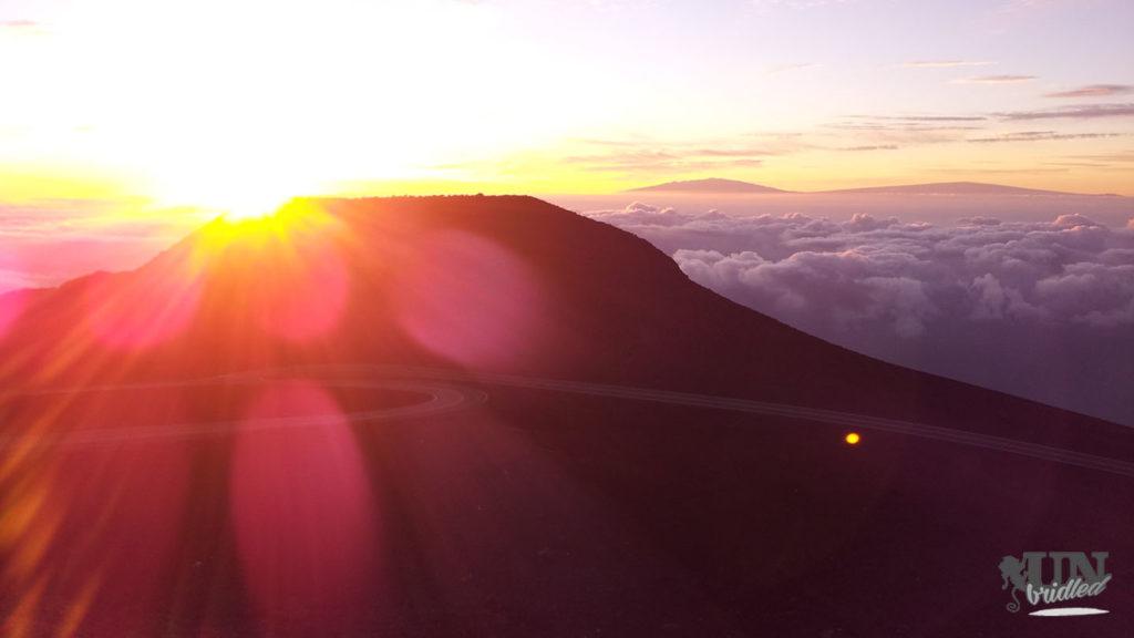 Haleakala - schönster Sonnenaufgang der Welt
