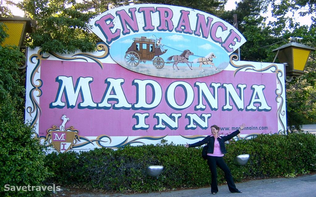 Madonna Inn in San Luis Obispo - ein Erlebnis der besonderen Art