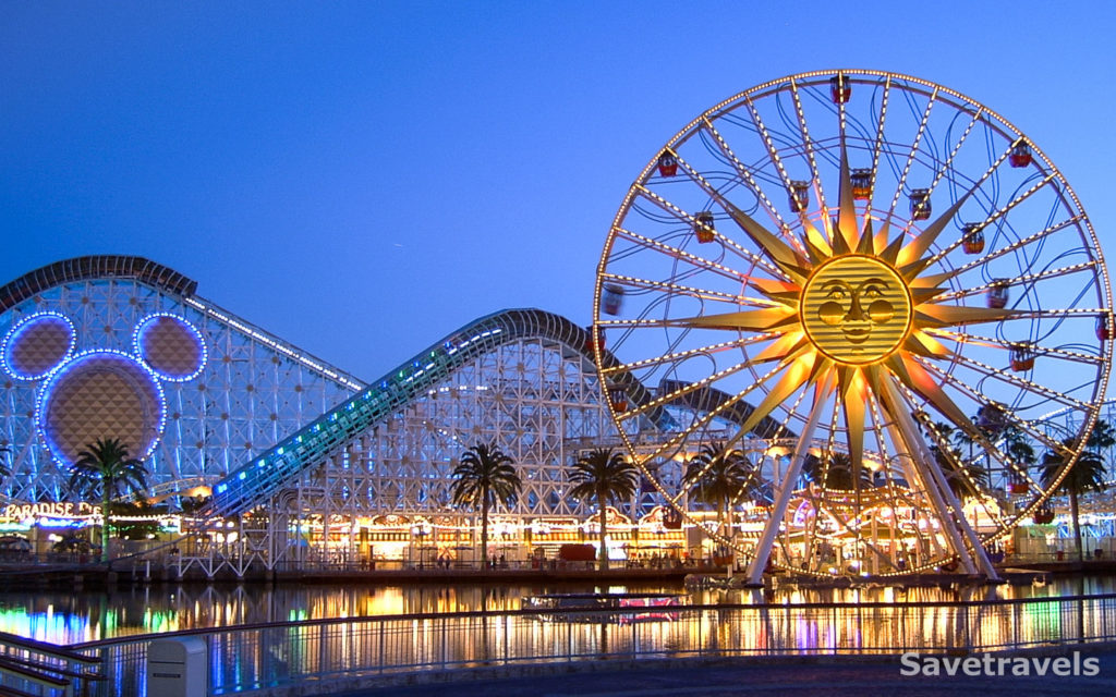 Paradise Pier - Disney´s California Adventure Park