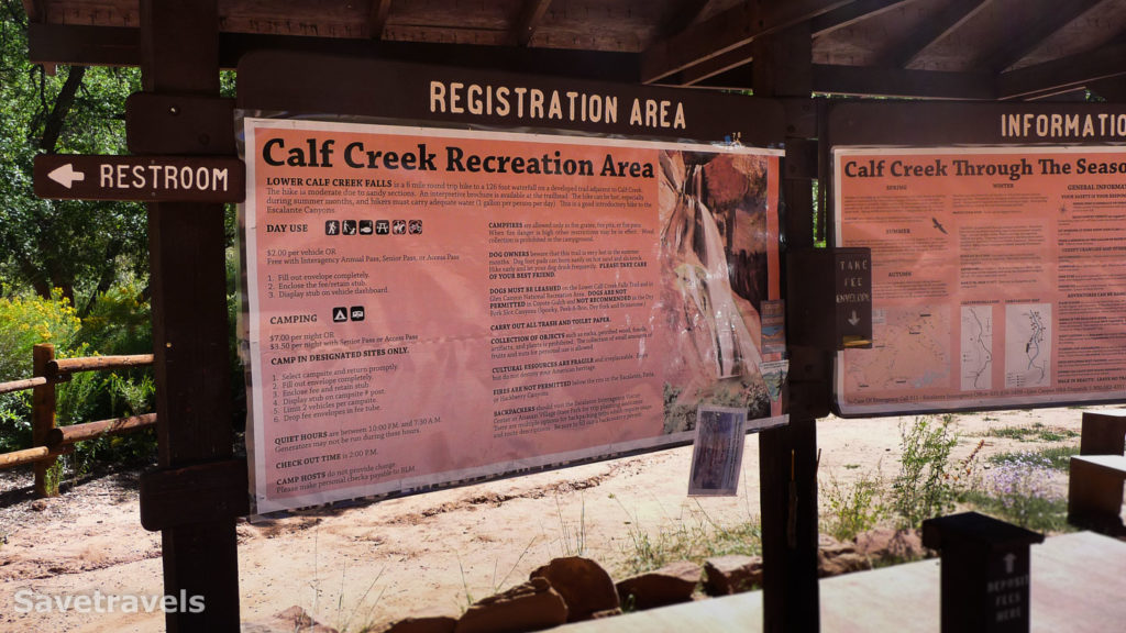 Am Calf Creek Campground