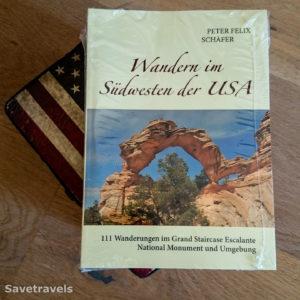 Gewinnspiel Wanderführer USA Südwesten