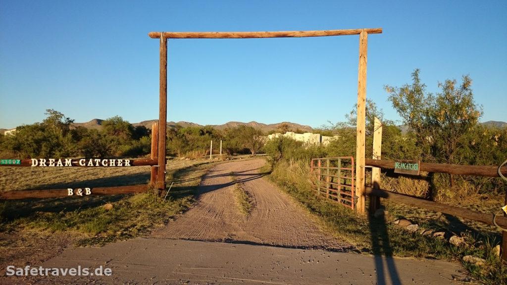 Die dichteste Unterkunft zum Chiricahua NM: Dreamcatcher B&B