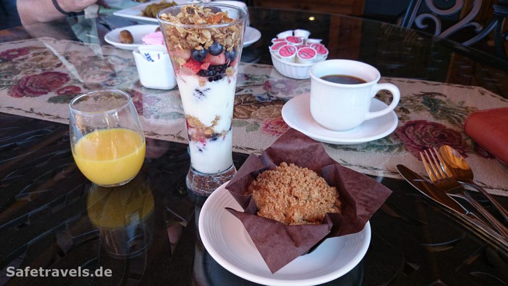 Frühstück im Duke´s