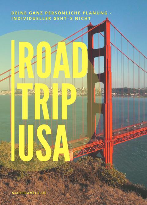 Road Trip USA Planung