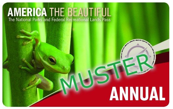 Annual Pass 2018 Muster (Quelle:https://store.usgs.gov/pass/index.html)