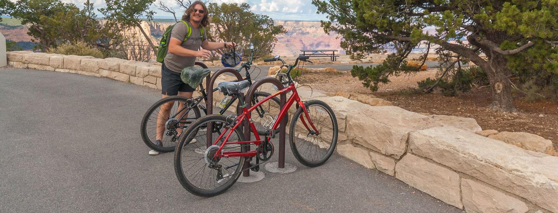 Biking Grand Canyon Blog Titel