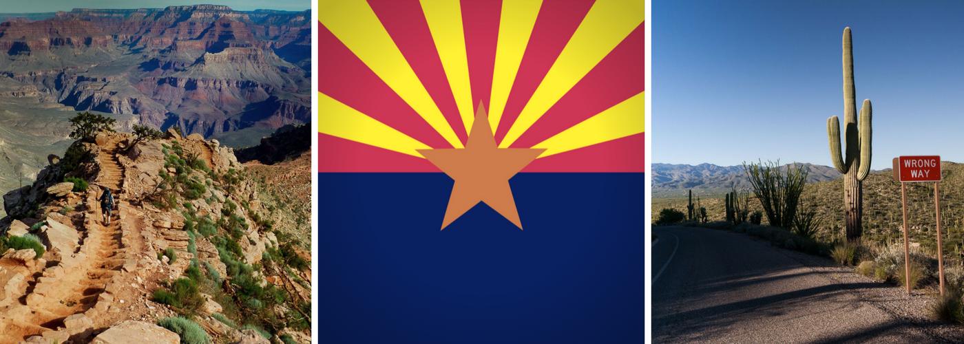 Arizona Blog Titel