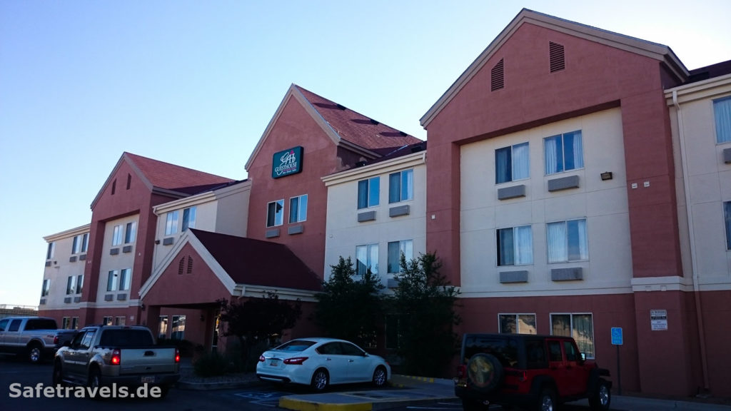 Guesthouse Inn & Suites Albuquerque Airport