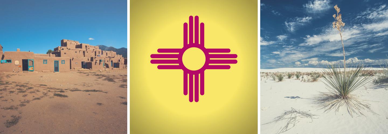 New Mexico Blog Titel