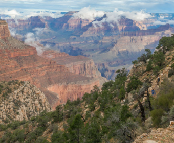 Hermit Trail Grand Canyon Blog Titel