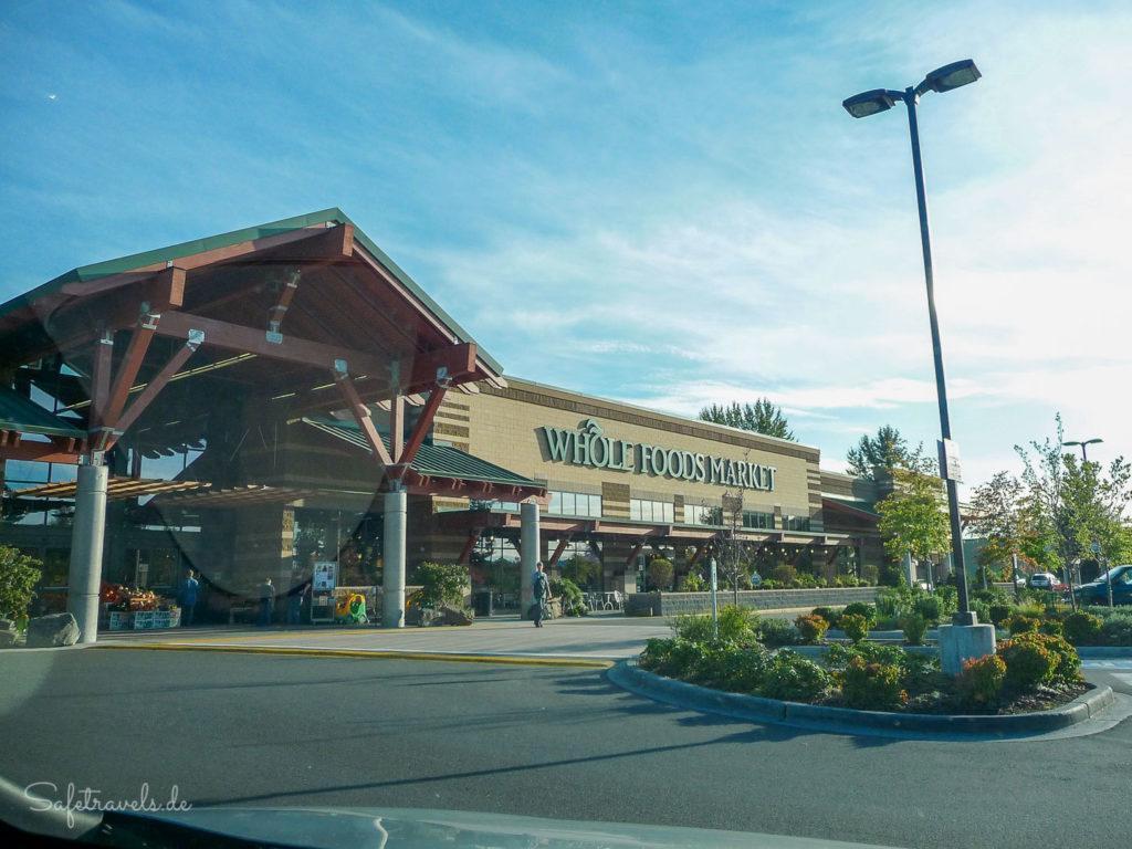 Whole Foods Bio Supermarkt