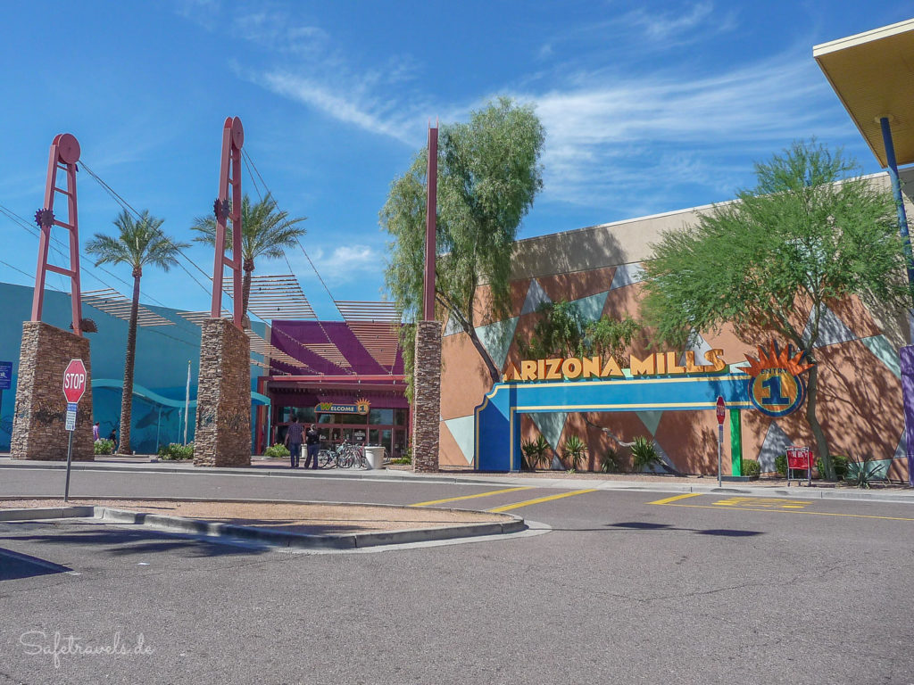 Arizona Mills Mall in Tempe bei Phoenix