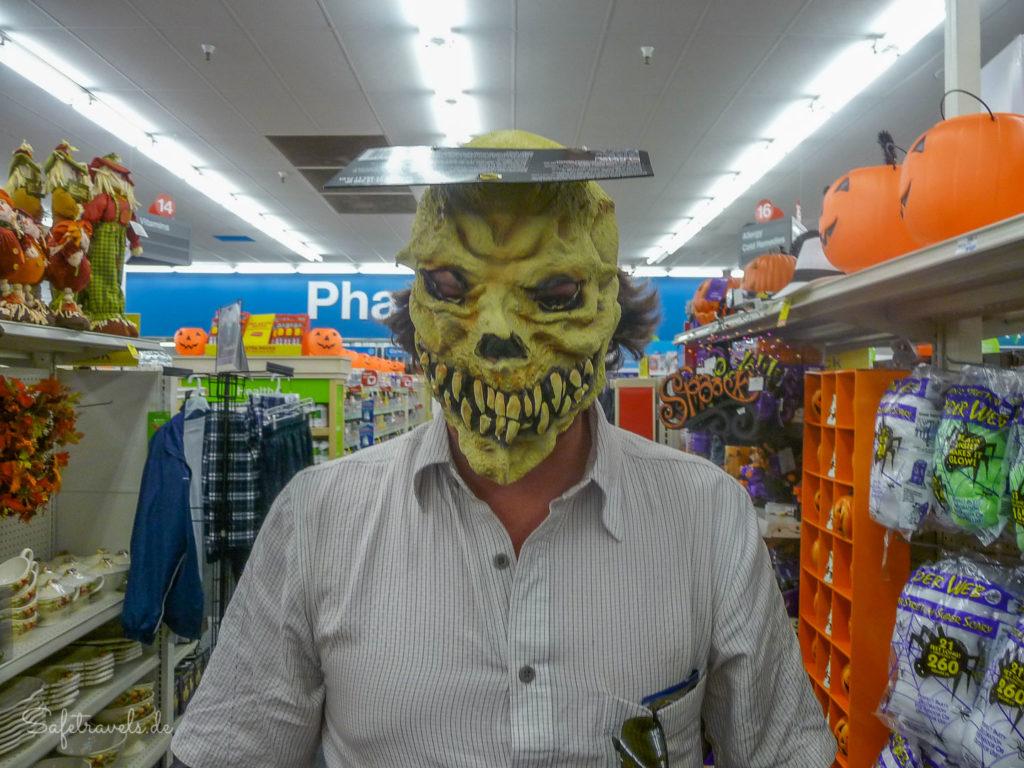 Halloween Kitsch bei CVS Pharmacy