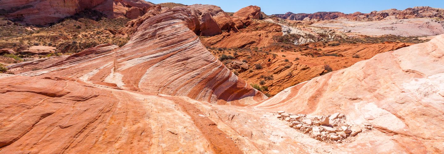 Valley of Fire Wave Blog Titel