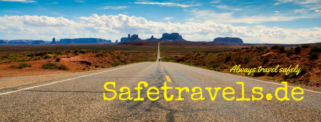 Always travel safely Titelbild