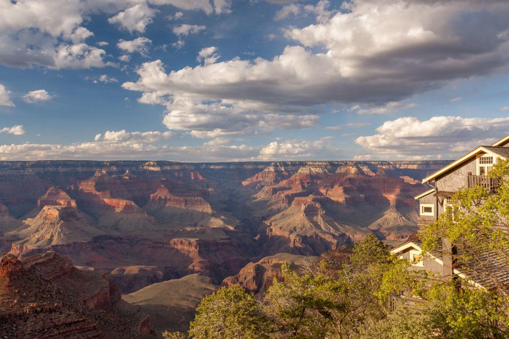 Immer wieder ein Traum: Sonnenuntergang am Grand Canyon