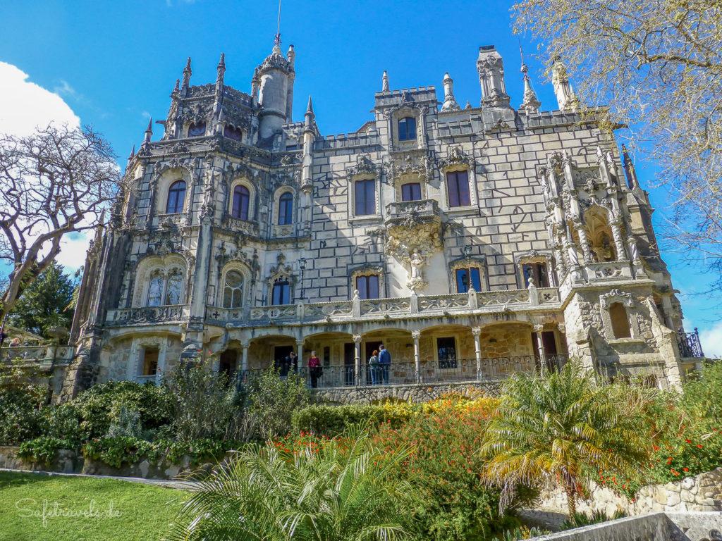 Herrenhaus der Quinta da Regaleira