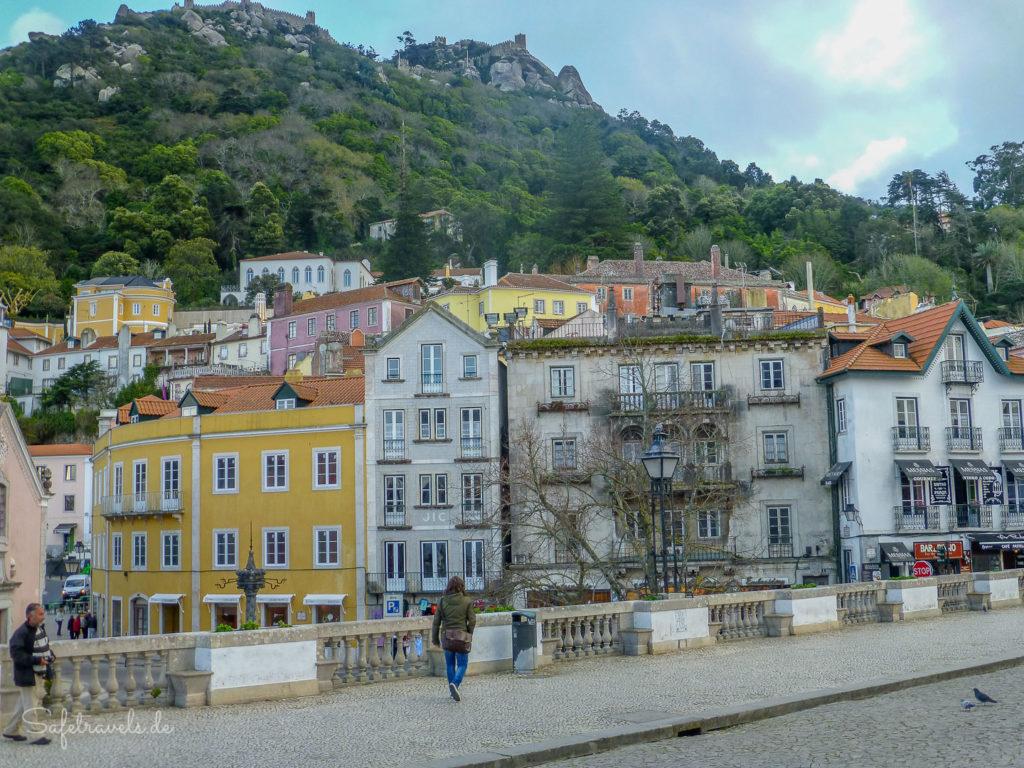 Im Zentrum von Sintra