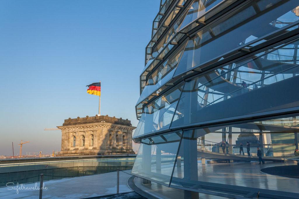 Berlin ist immer ein super Ziel für einen Städtetrip