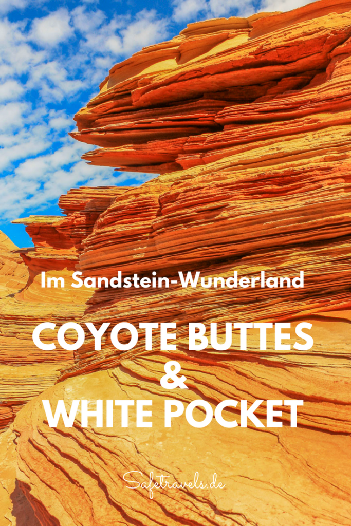 Coyote Buttes White Pocket Pin