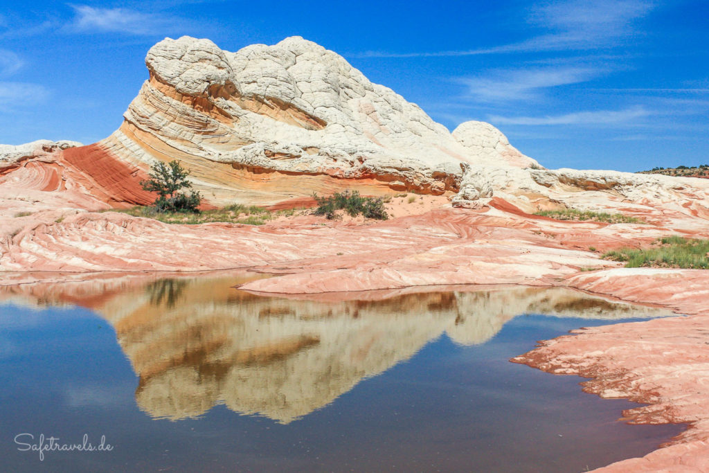 White Pocket in den Vermilion Cliffs