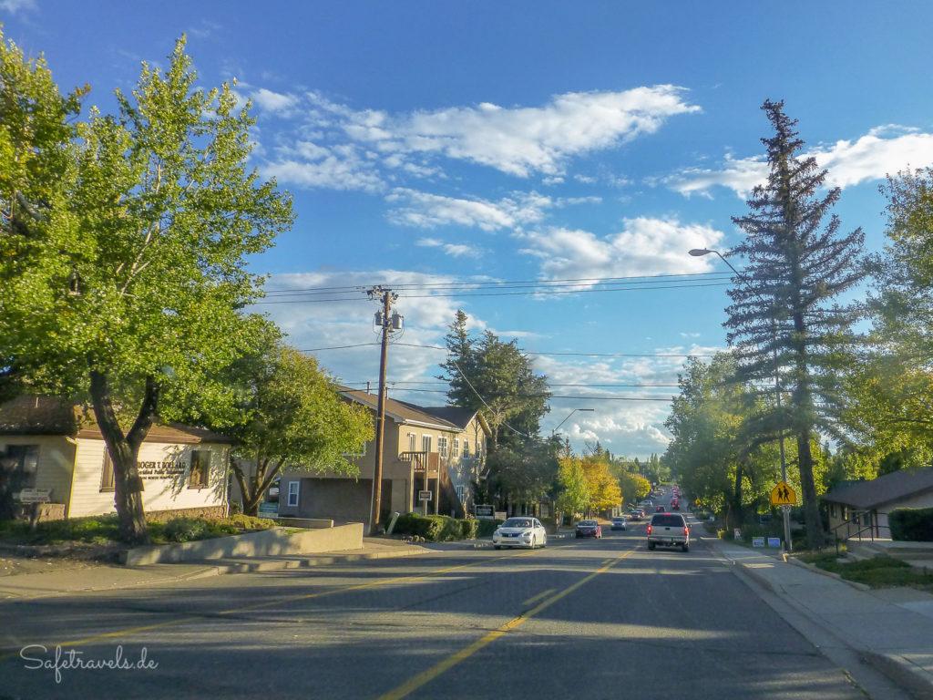 Kleinstadt-Charme in Flagstaff