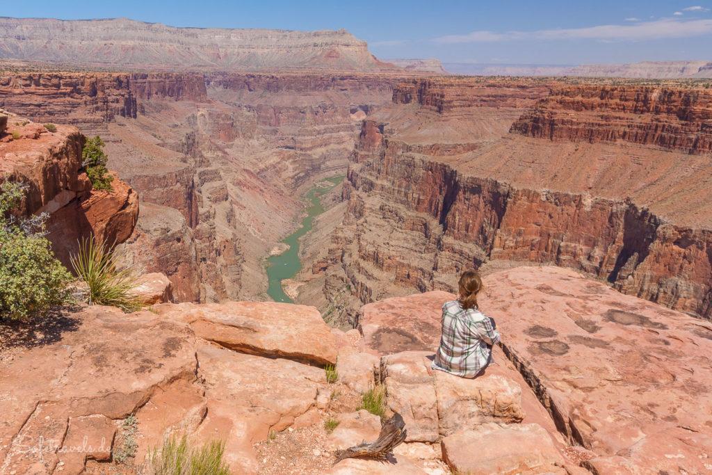 Grand Canyon Toroweap Point