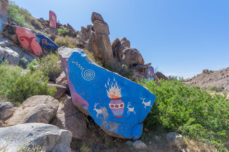 Chloride Murals, Arizona – Leuchtende Kunstwerke und eine lebendige Ghosttown