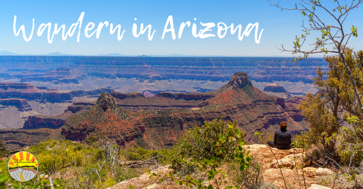 Wandern in Arizona