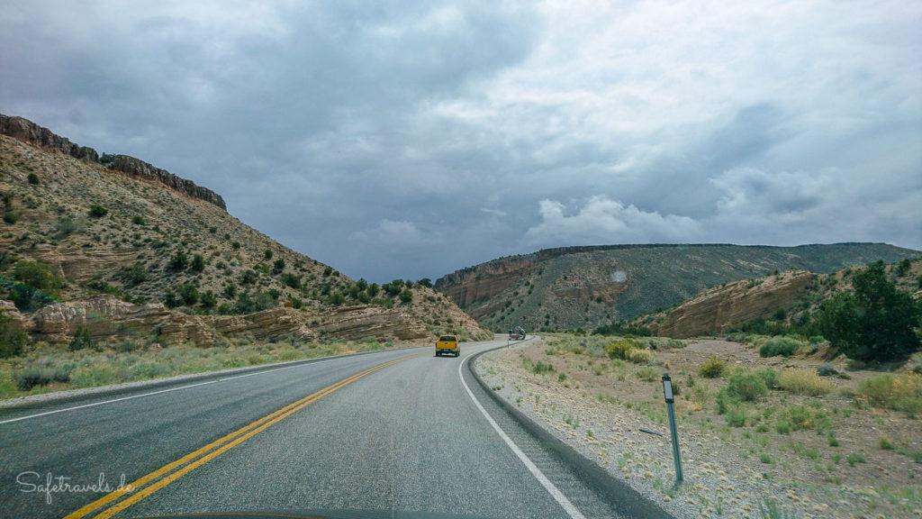 Highway 375 in Nevada