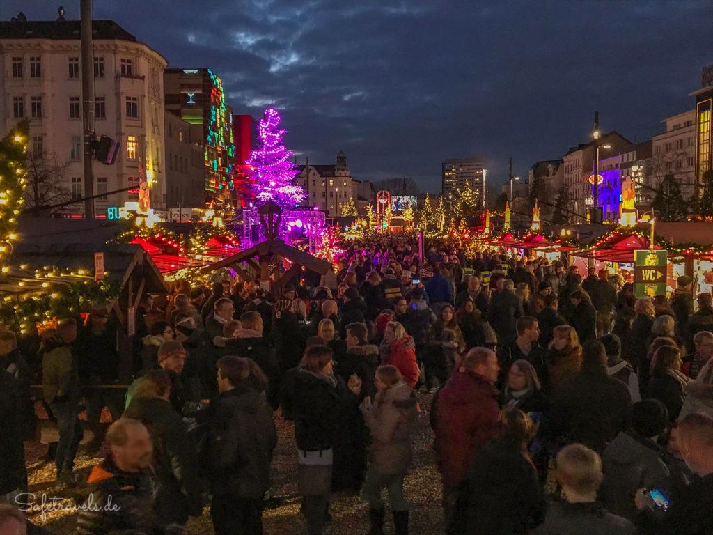 Weihnachten in Hamburg