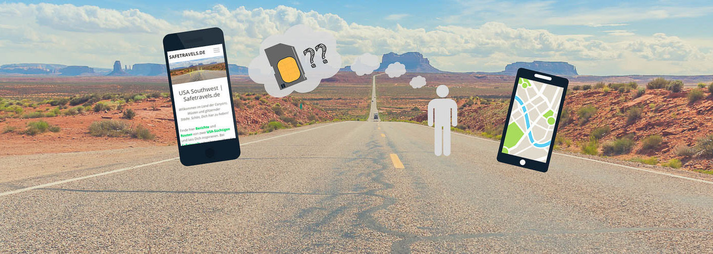 Online Sein Im Urlaub Usa Sim Karten Im Vergleich