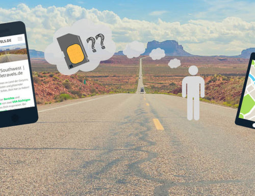 Online sein im Urlaub – USA Sim Karten im Vergleich