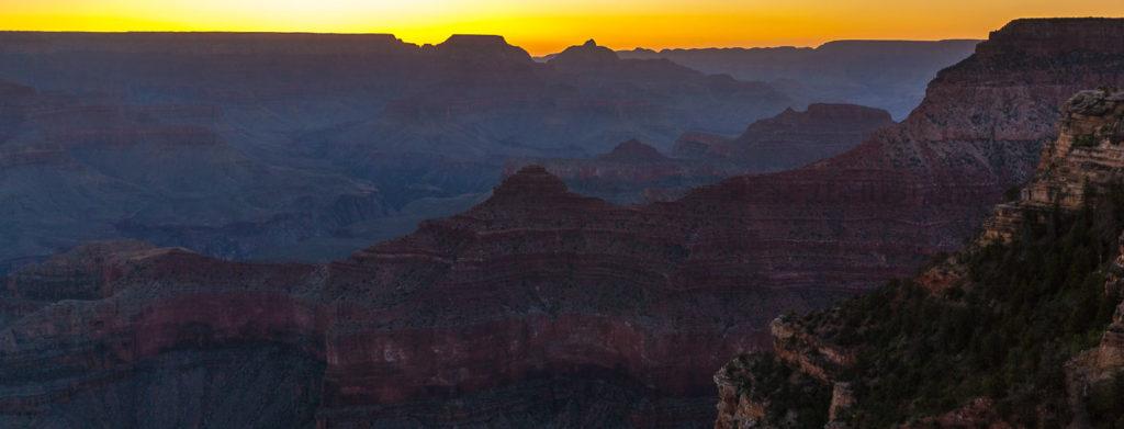 Grand Canyon – die besten Aussichtspunkte