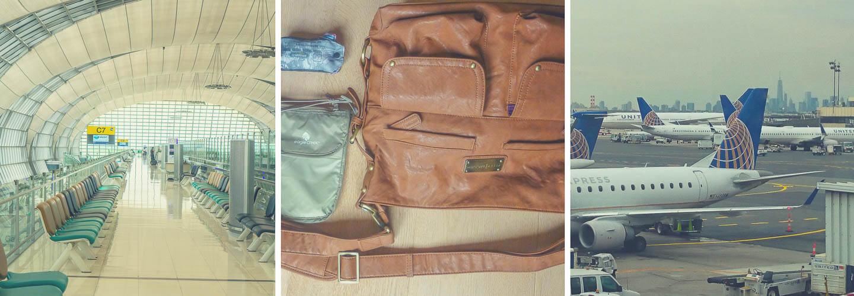 Handgepäck Checkliste für den Langstreckenflug