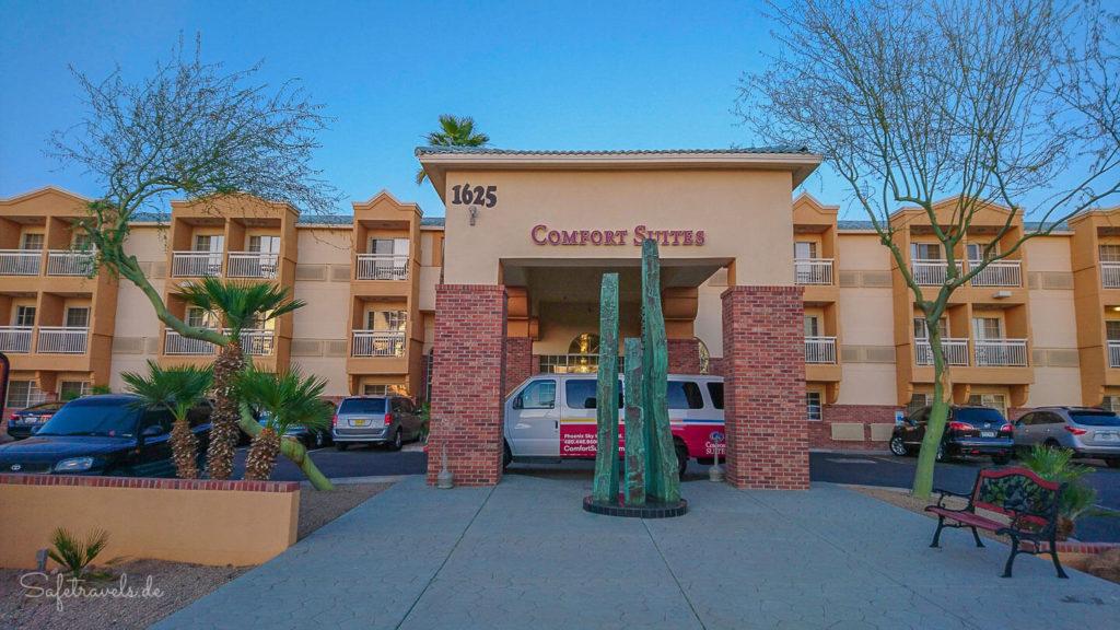 Kettenhotel Comfort Suites in Phoenix