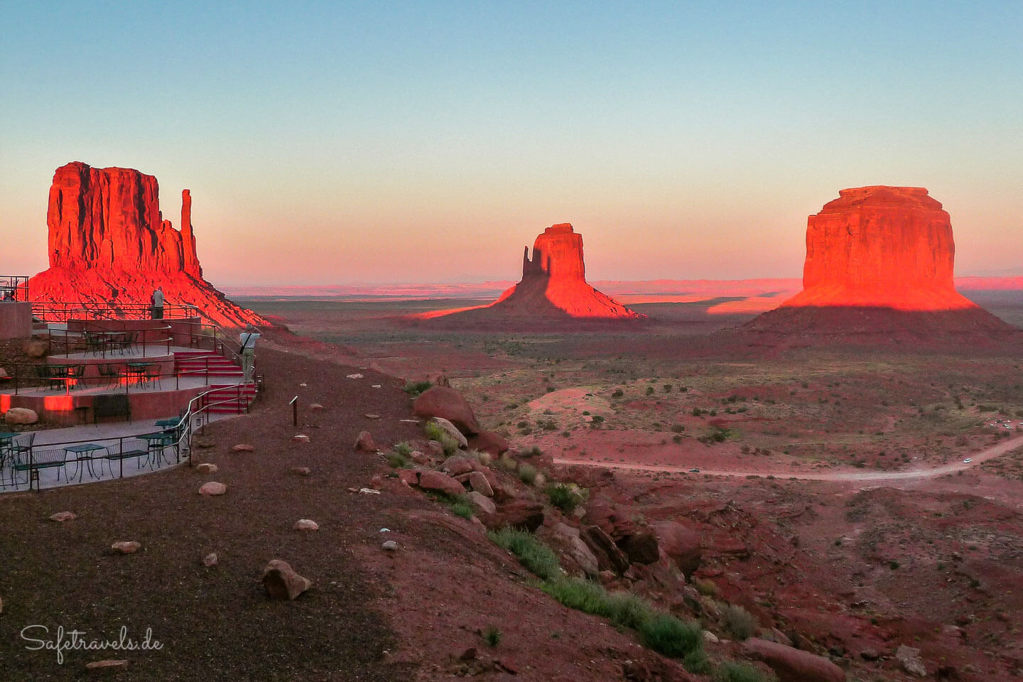 Monument Valley The View Hotel