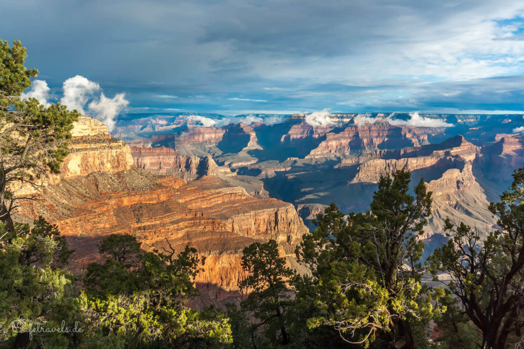 Morgenstimmung am Grand Canyon