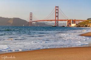 Golden Gate Bridge - San Franciscos Wahrzeichen