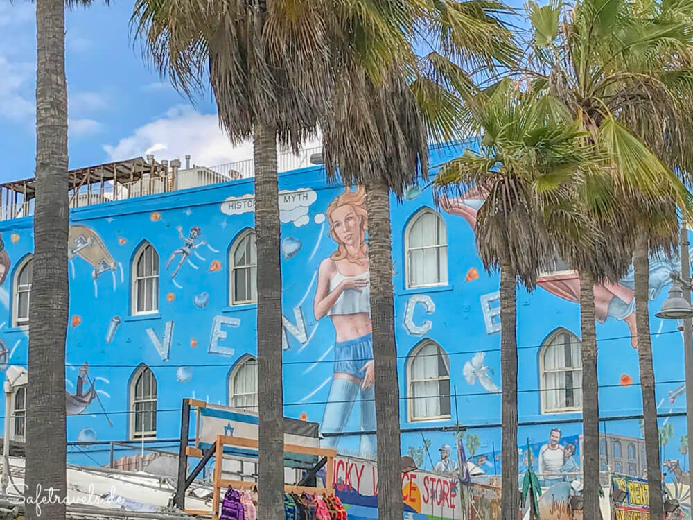 Venice Beach Streetart