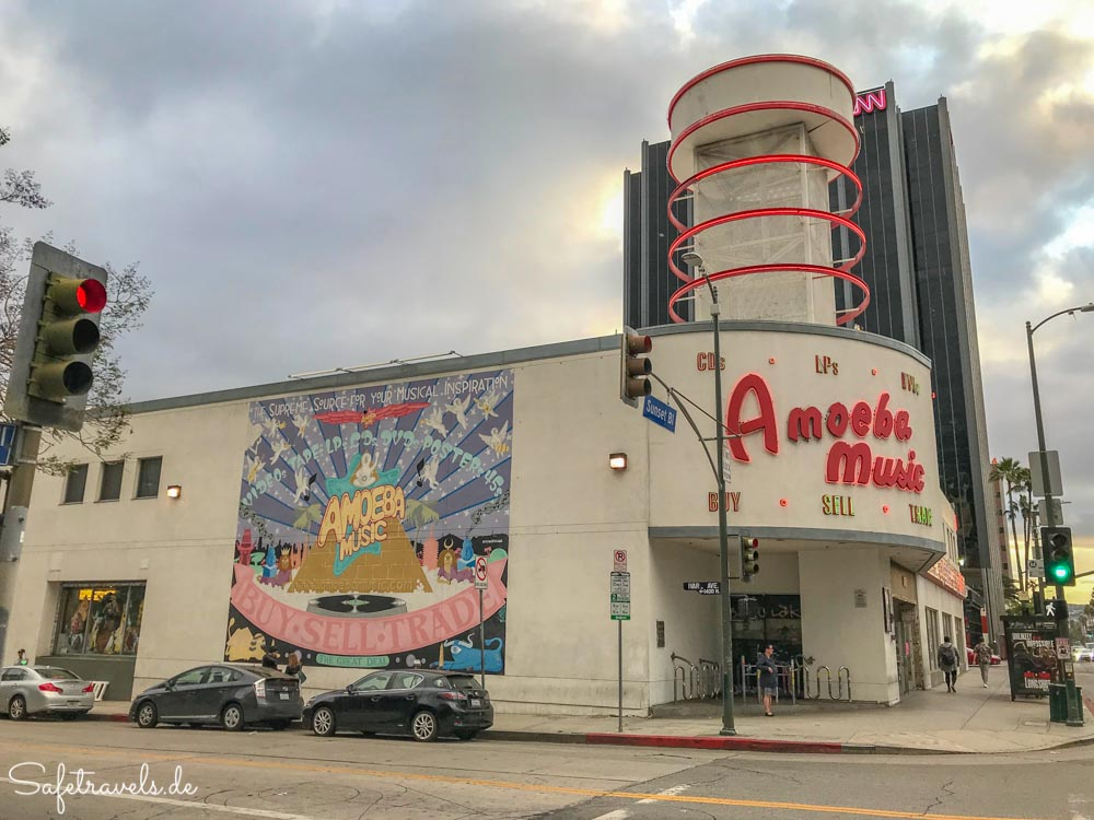 Amoeba Music - der weltgrösste unabhängige Plattenladen