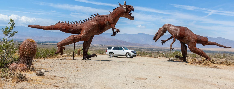 Borrego Springs Anza Borrego Desert State Park Blog Titel