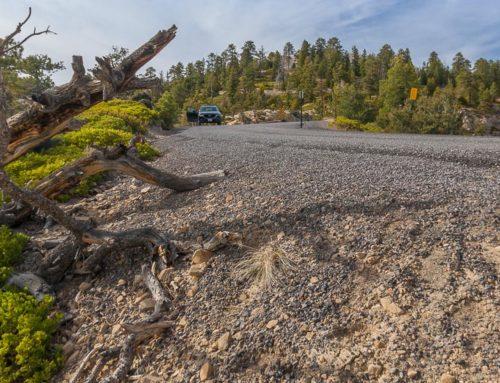 Escalante in Utah – Hell's Backbone Road