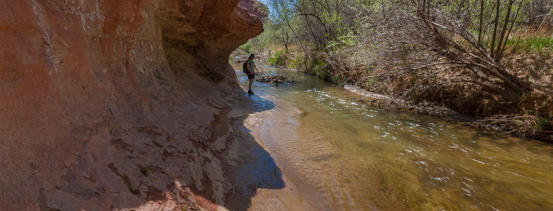 Escalante in Utah – Wandern im Escalante River Canyon