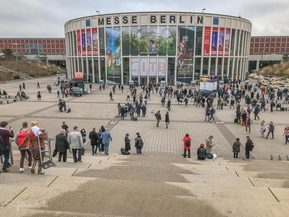 ITB Berlin - Südeingang zur Messe