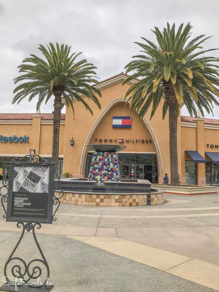 Las Americas Premium Outlet Mall in San Diego